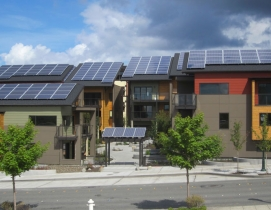 As the first multifamily project certified net-zero by the International Living