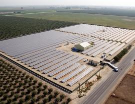 California Cuts its Carbon Footprint with Solar