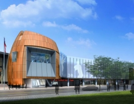 Brasfield & Gorrie breaks ground on New College Football Hall of Fame in Atlanta