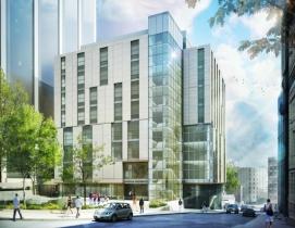 Suffolk Universitys $62 million academic building gets the go-ahead