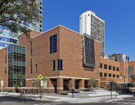 2012 Brick in Architecture Winner: Ogden International School of Chicago. Photo: