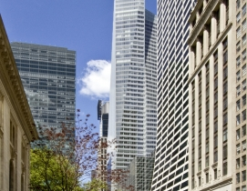 One Bryant Park, New York. Photo: Ryan Browne, Cook+Fox Architects via Wikipedia