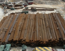 Construction materials prices rise for first time in six months