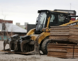 Construction materials prices up in May