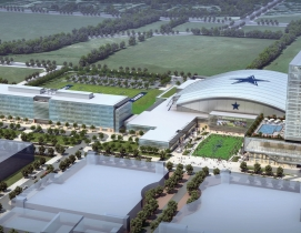 Rendering courtesy Dallas Cowboys and Gensler