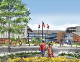 OFallon Park Recreation Complex