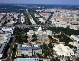 Office bust hits suburban Washington D.C.: metro area awash in vacant office buildings