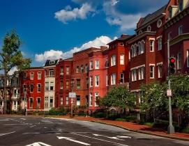 Washington D.C. row houses