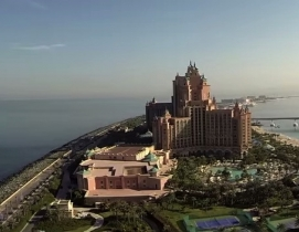 Atlantis The Palm, Dubai, courtesy Team BlackSheep