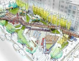 Vancouver park board approves final design for urban park