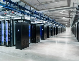 Facebook Data Center, Lule, Sweden