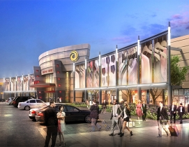 Renderings: courtesy H&S International