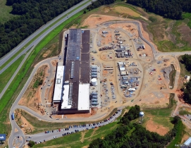 Forest City, N.C. data center facebook