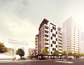Lend Lease builds world's tallest timber apartment building