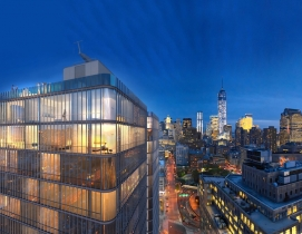 Renzo Piano designs new New York City glass tower