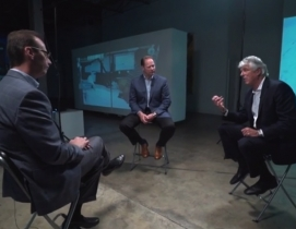 In a video announcement released by Haskell, three business leaders at Haskell a