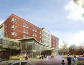 Akron Children's Hospital's Ambulatory Care Building and Critical Care Tower exp