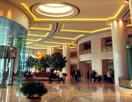 Grand Hyatt Beijing Hotel, Beijing, China; Courtesy: Parsons Brinckerhoff
