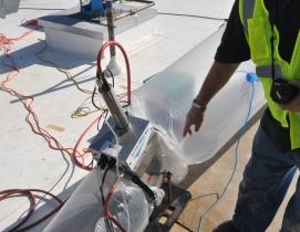Sealing the deal: An easier way to dike air leaks in buildings