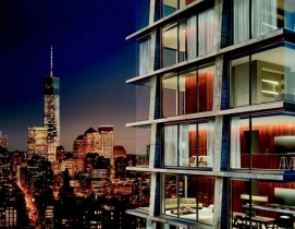 All renderings courtesy Herzog & de Meuron and Ian Schrager Company, the project