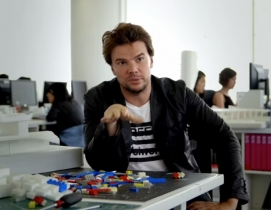 New documentary shows Legos as touchstones of creativity