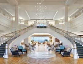 Loews Coronado Bay Resort, San Diego, recently completed a nine-month transforma