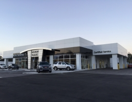 Metal Buildings, Buick/GMC dealership