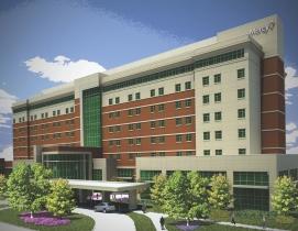 New Joplin, Mo., hospital built to tornado-resistant standards