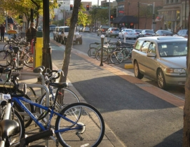 Federal Highway Administration releases guide for protected bike lanes