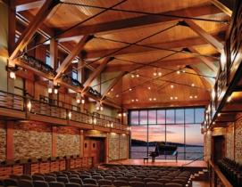 Shalin Liu Performance Center