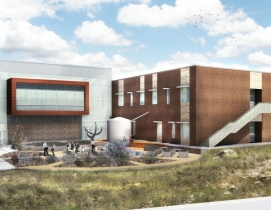 The Pflugerville (Texas) Elementary School is among a number of net-zero-ready s