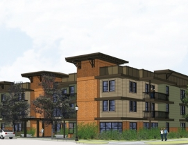 With 57 units in Phase 1 of the project, Orchards at Orenco in Hillsboro, Ore.,