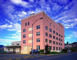 Ketchikan (Alaska) Federal Building. Photo: GSA