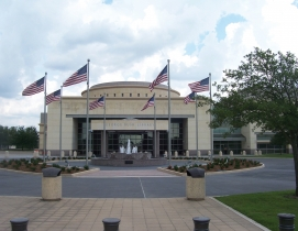 Repairs to the George H.W. Bush Presidential Library and Museums 75,000-square-