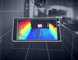 project tango, tango, google, 3-D scanner, 3D scanner