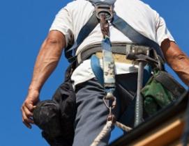OSHA safety fall rule