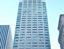 One Sansome Street, San Francisco. Photo: Minesweeper via Wikimedia Commons