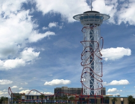 Orlando's Skyscraper to be the world's tallest coaster