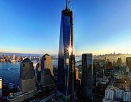 One World Trade Center, courtesy Cushman & Wakefield