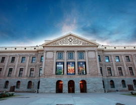 Arizona Capitol Museum 2014. Photo: Gage Skidmore via Wikipedia