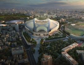 Tokyo Olympic Stadium saga ends for Zaha Hadid