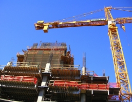 Investment in nonresidential structures expands in fourth quarter