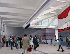 To speed construction of the $110 million Capitol Hill Station light-rail statio