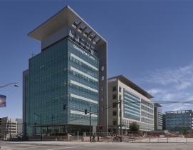 Mega medical complex opens in San Francisco's Mission Bay neighborhood