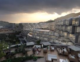 Zaha Hadid unveils 'interlocking lattice' design for luxury apartments in Monterrey, Mexico