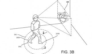 Sketch from Google patent filing