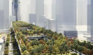 Shenzhen sky garden