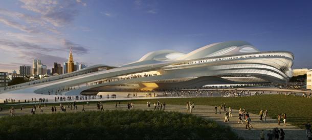 Photo: Zaha Hadid Architects